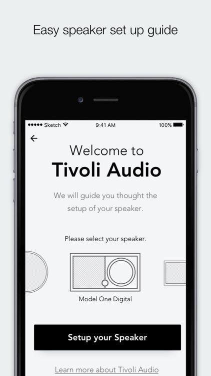 Tivoli Audio ART App