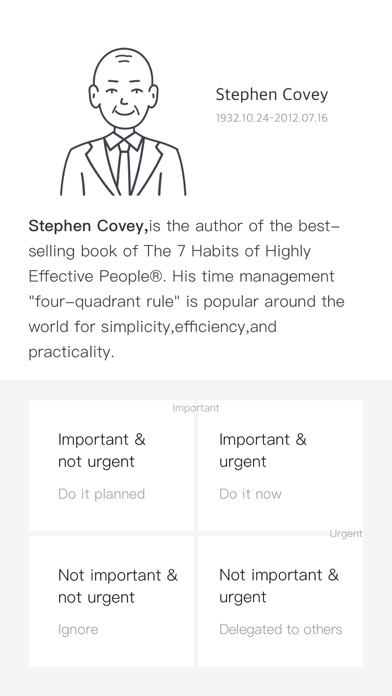Priori-Time Management Screenshots