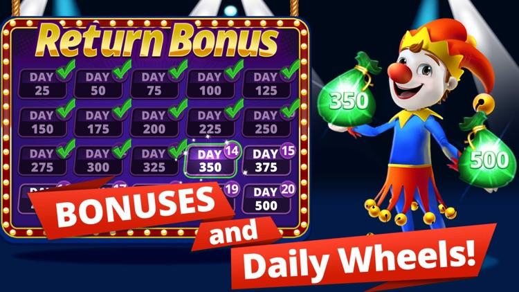 Slingo Arcade - Bingo & Slots screenshot-4