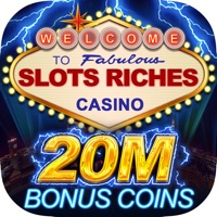 Codes for Slots Riches - Casino Slots Hack