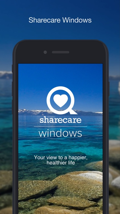Sharecare Windows screenshot-0