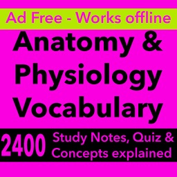 Anatomy & Physiology Vocab App