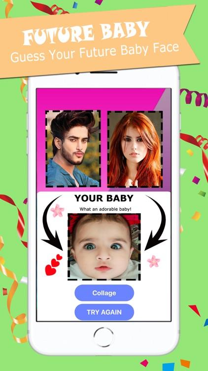 Future Baby Face Predictor