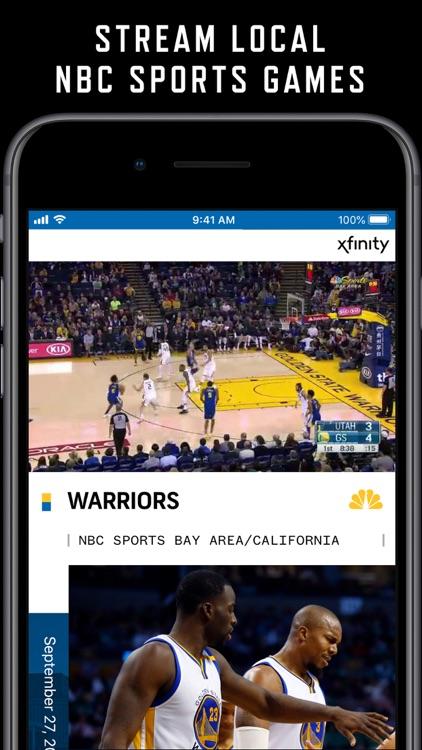MyTeams by NBC Sports screenshot-0