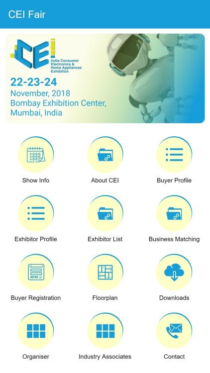 CEI Fair India