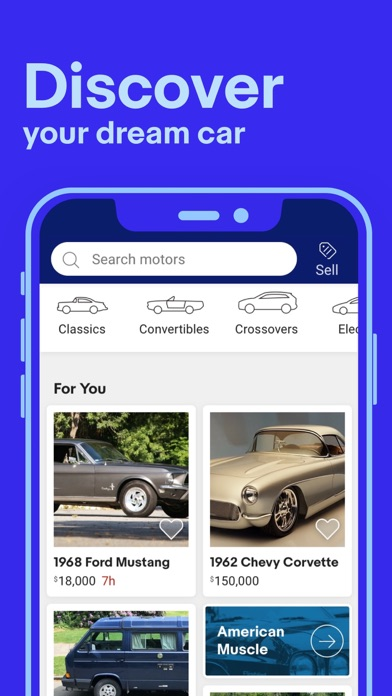 eBay Motors: Buy & Sell Cars screenshot 4
