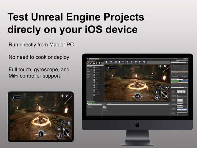 Unreal Remote 2 on the App Store