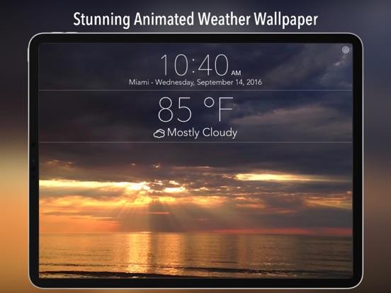 10 Day NOAA Weather ipad ekran görüntüleri