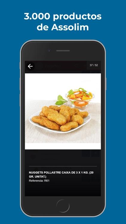 Assolim Foodservices Messenger screenshot-3