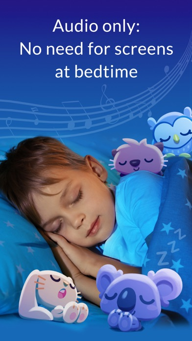 Moshi: Sleep and Mindfulness Screenshot