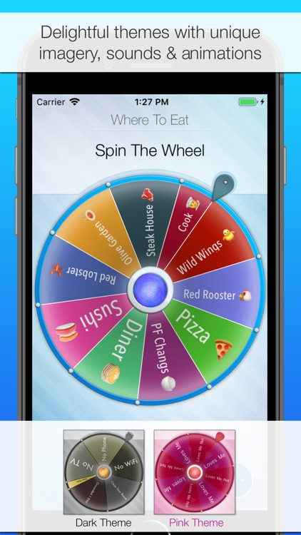 SpinnyWheel