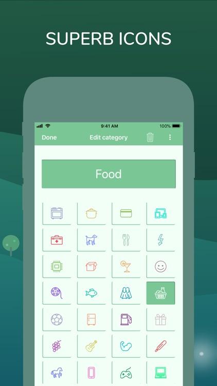 Monefy: Money Tracker screenshot-4