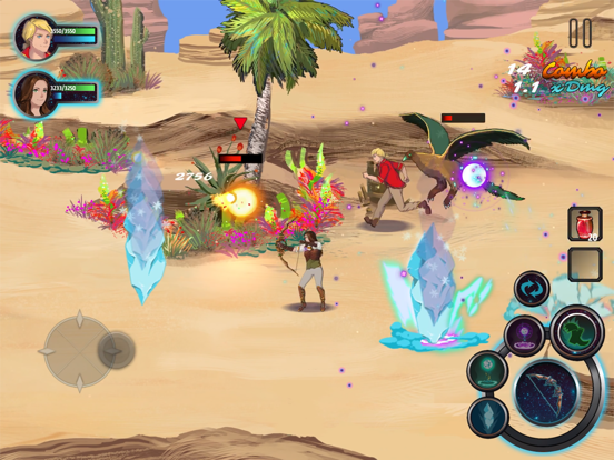 Echoes of Aeons screenshot 11