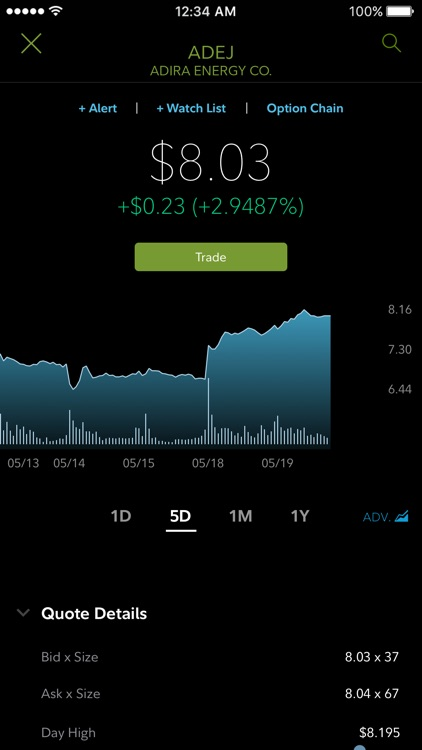 Fidelity Investments screenshot-7