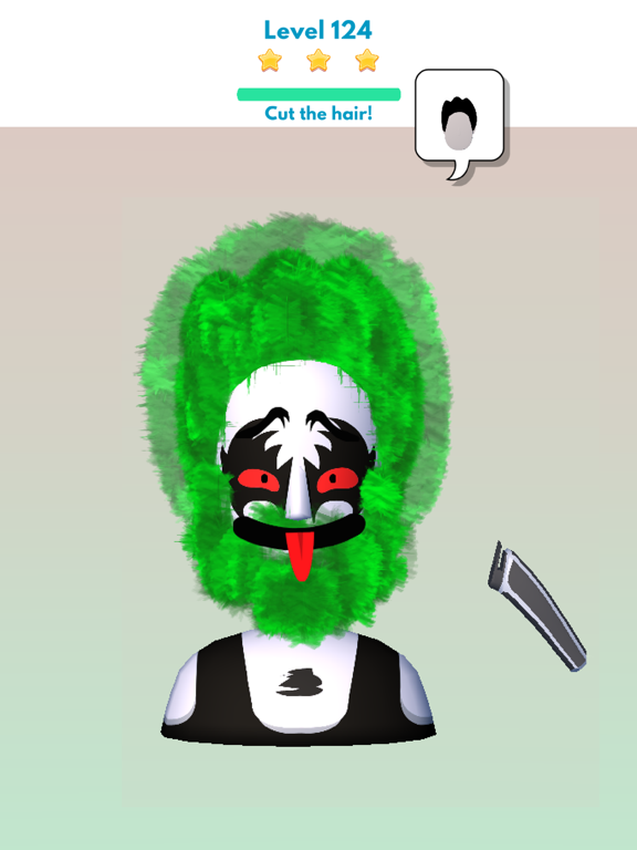 iPad Image of Barber Shop!