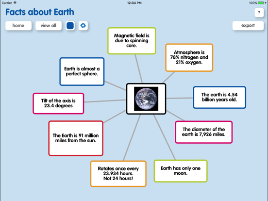 Popplet Screenshot 0