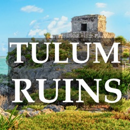 Tulum Ruins Cancun Mexico Tour