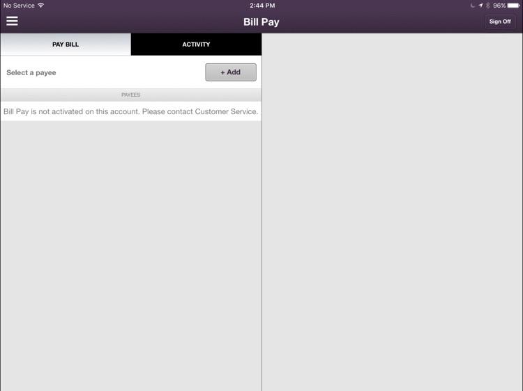 Northrim Bank -Personal Tablet screenshot-3