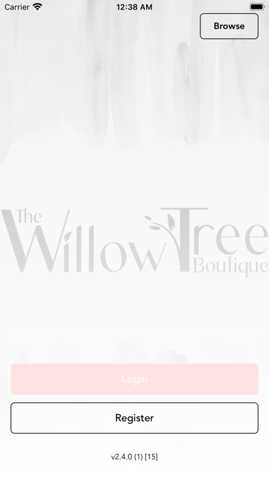 Screen Shot The Willow Tree Boutique 0
