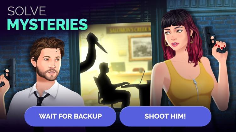 Journeys: Interactive Series screenshot-3