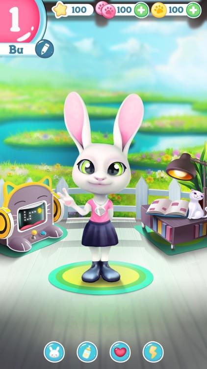 Bu the adorable baby Bunny screenshot-5