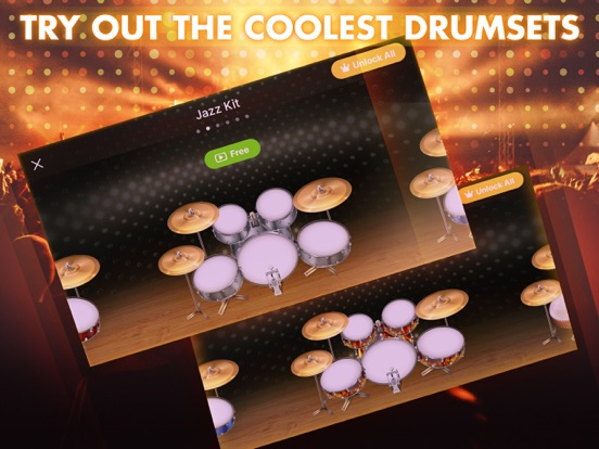 Drum Max - Real Drum Set screenshot 8