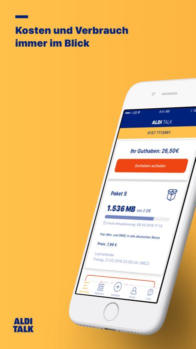 Aldi Talk Bankverbindung ändern