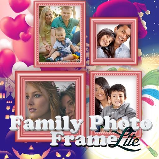 Smart Family Photo Frame