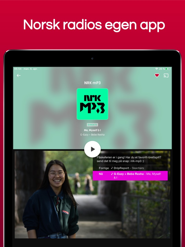 Radioplayer Norge On The App Store
