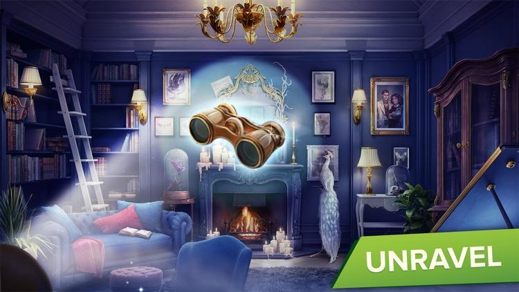 Mystery Manor: hidden objects screenshot-4