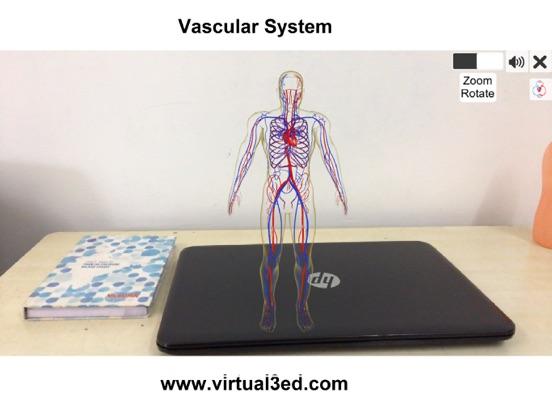 AR Vascular system screenshot 7
