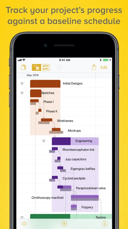 OmniPlan 3 screenshot-5