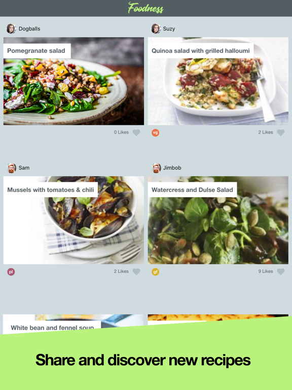 Foodness screenshot 7