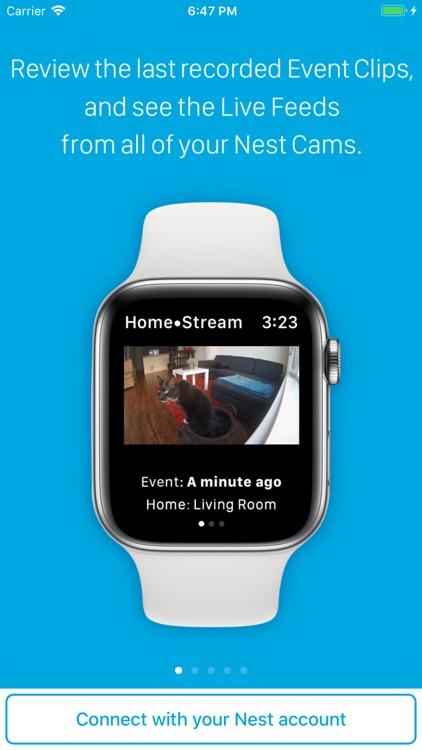 Watch Cam for Nest Cam screenshot-5