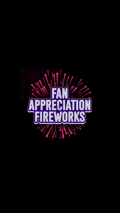 CF Fan Fireworks