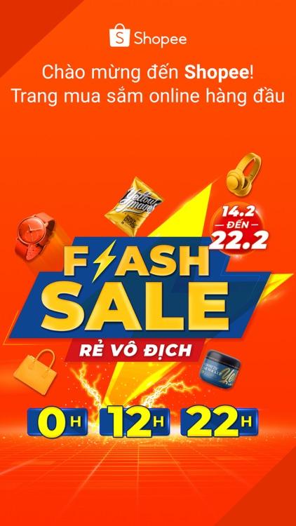 Shopee: Flash Sale Rẻ Vô Địch screenshot-0