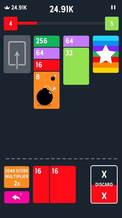 Twenty48 ソリティア screenshot1
