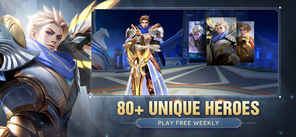 Guide for Mobile Legends