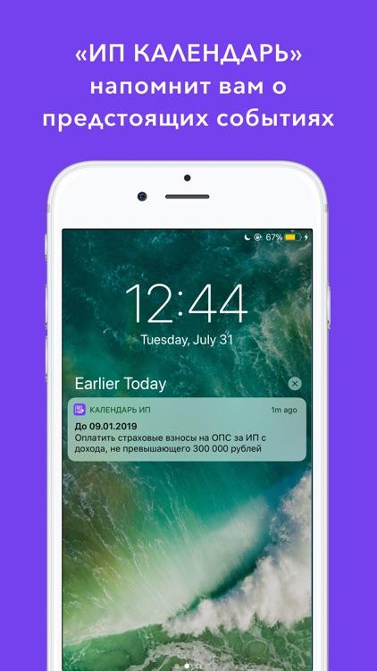 Календарь ИП screenshot-4