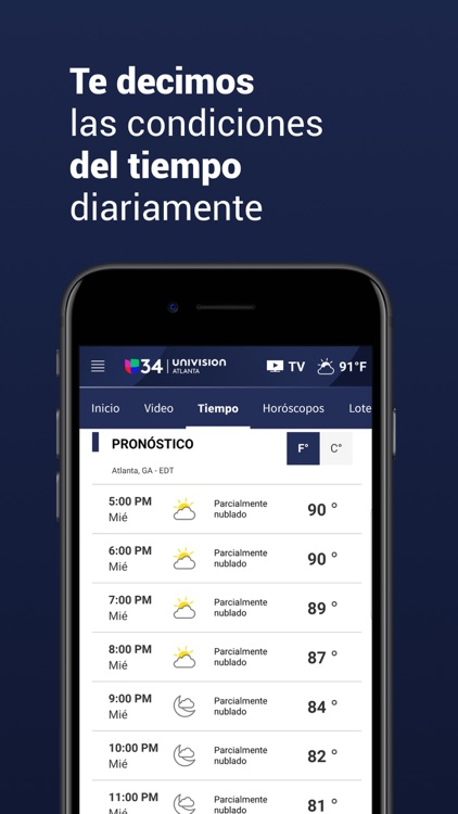 Univision 34 Atlanta screenshot-3