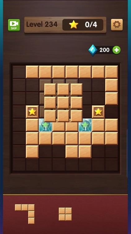 Wood Puzzle Block screenshot-5