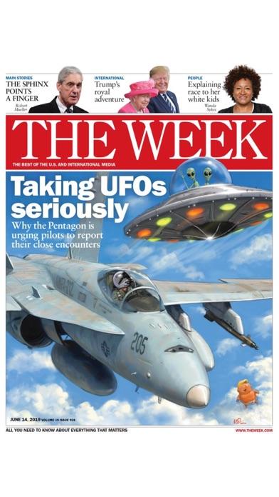 The Week Magazine US Screenshot