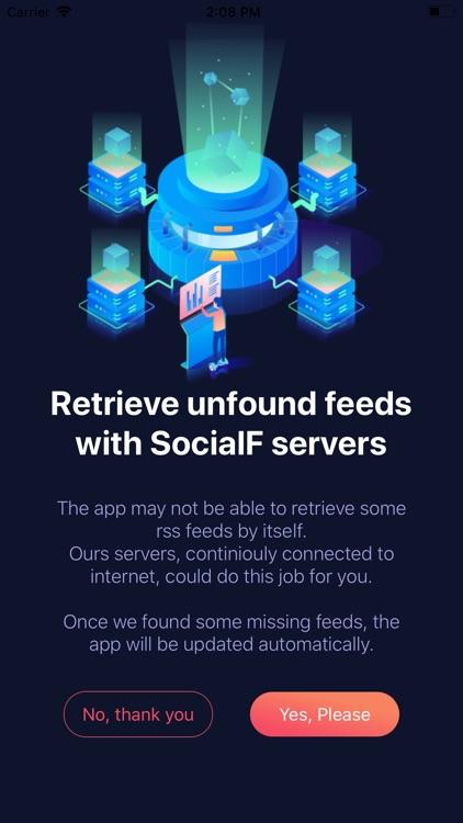 SocialF screenshot-4