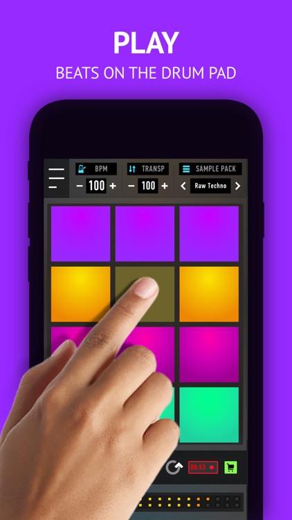 Mixpads-Drum Pads DJ Mixer PRO