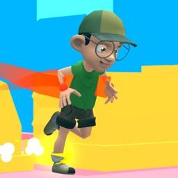Parkour Jumping Race – Fun Run