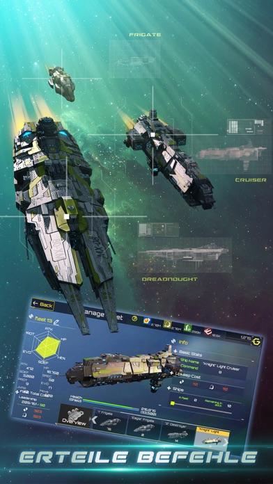 Nova Empire: Raumschiff KriegScreenshot von 3