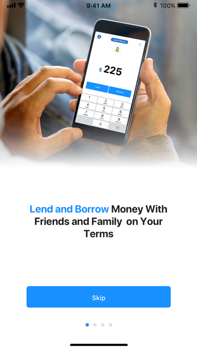 Zirtue: Lend & Borrow Money Screenshot