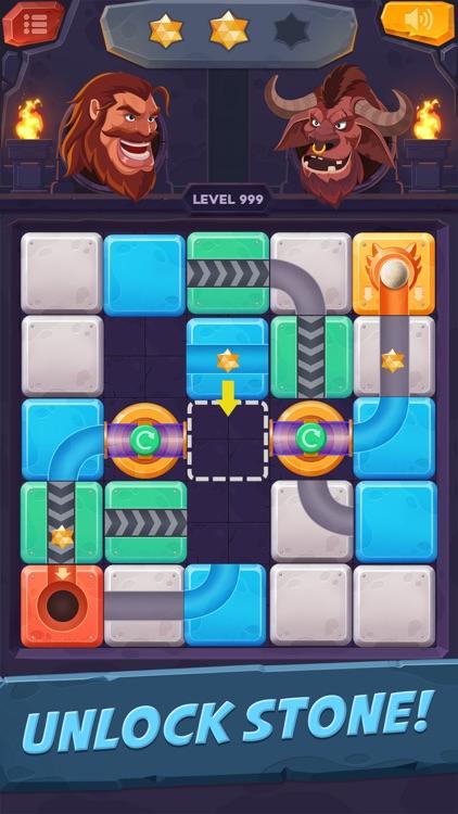 Unblock Ball - Rolling Game screenshot-3