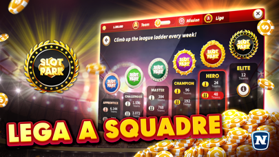 Screenshot of Slotpark Casino e Slot Machine6