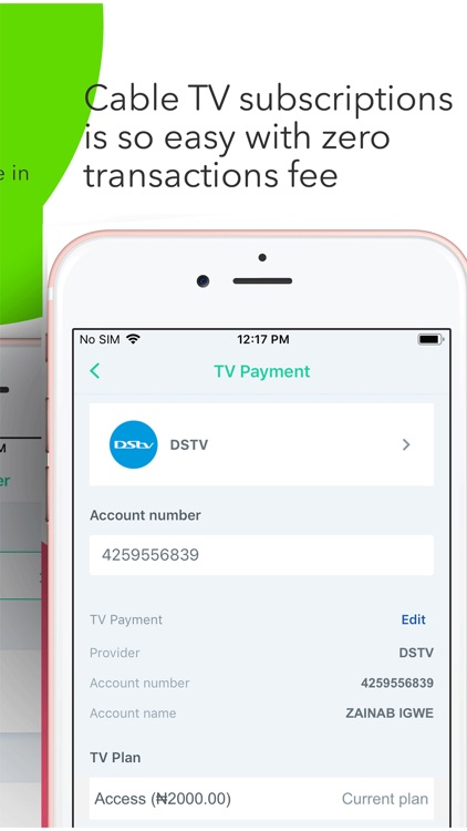 OPay - Send Money & Pay Bills screenshot-6